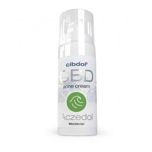 Aczedol (Pomáhá v boji proti akné)
