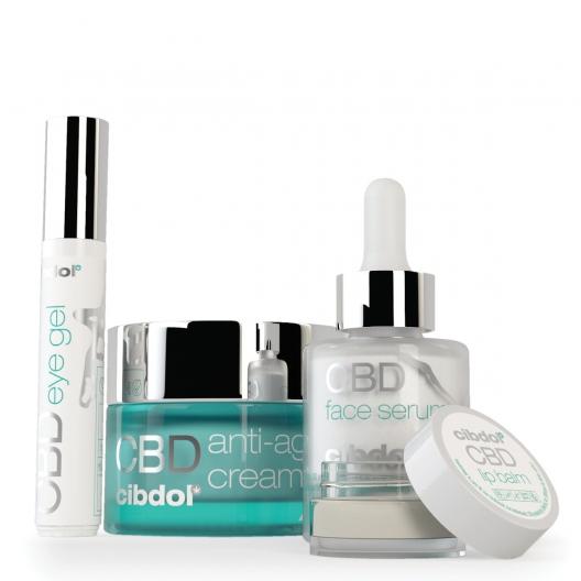 CBD Beauty Balíček Proti Stárnutí