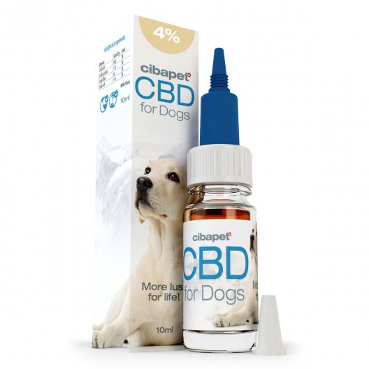 CBD Oil 4% For Dogs