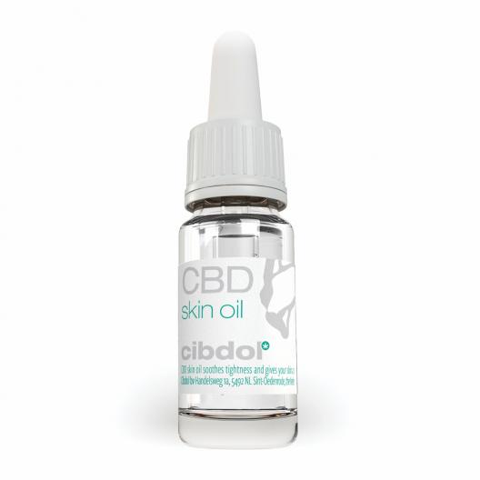 CBD Pleťový Olej 200 mg