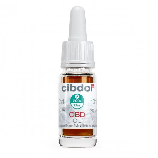 40% CBD Olej (4000mg)