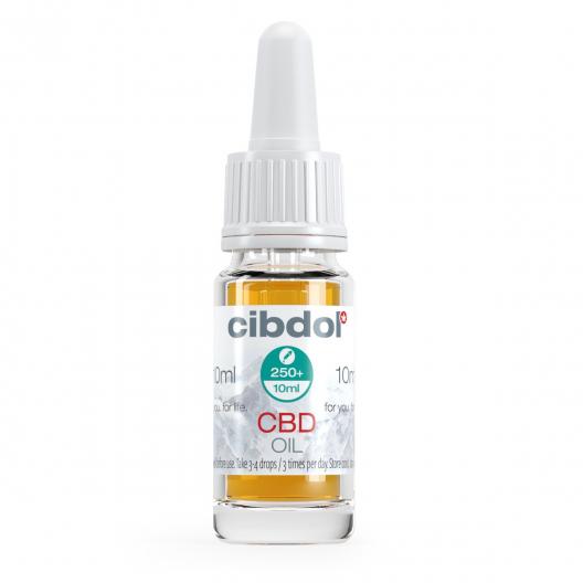 5% CBD Olej (500mg)